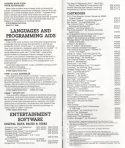 ADAM software Catalog h