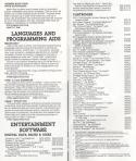 ADAM software Catalog h