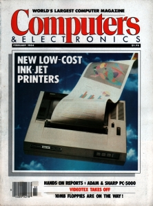 Computers & Electronics cover